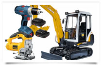Plant Hire and Tool Specialists